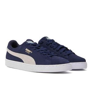 Suede Classic - Navy/White