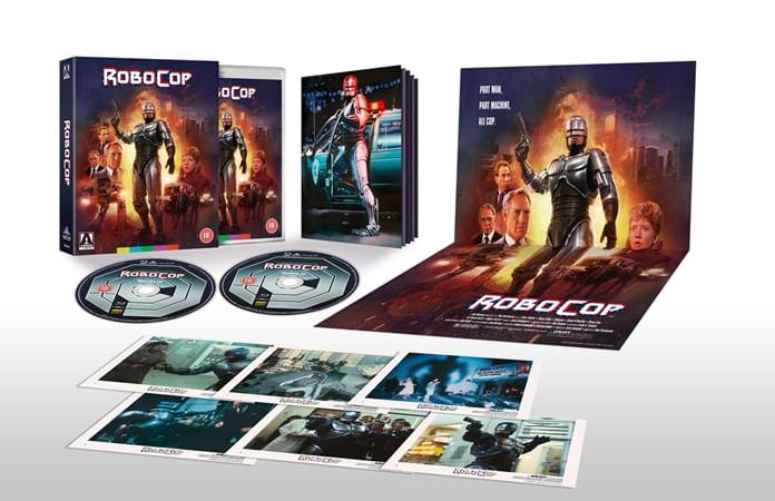 Robocop (Limited Edition) - Blu-ray