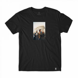 Girl x Spike Jonze x Beastie Boys T-Shirt - Black