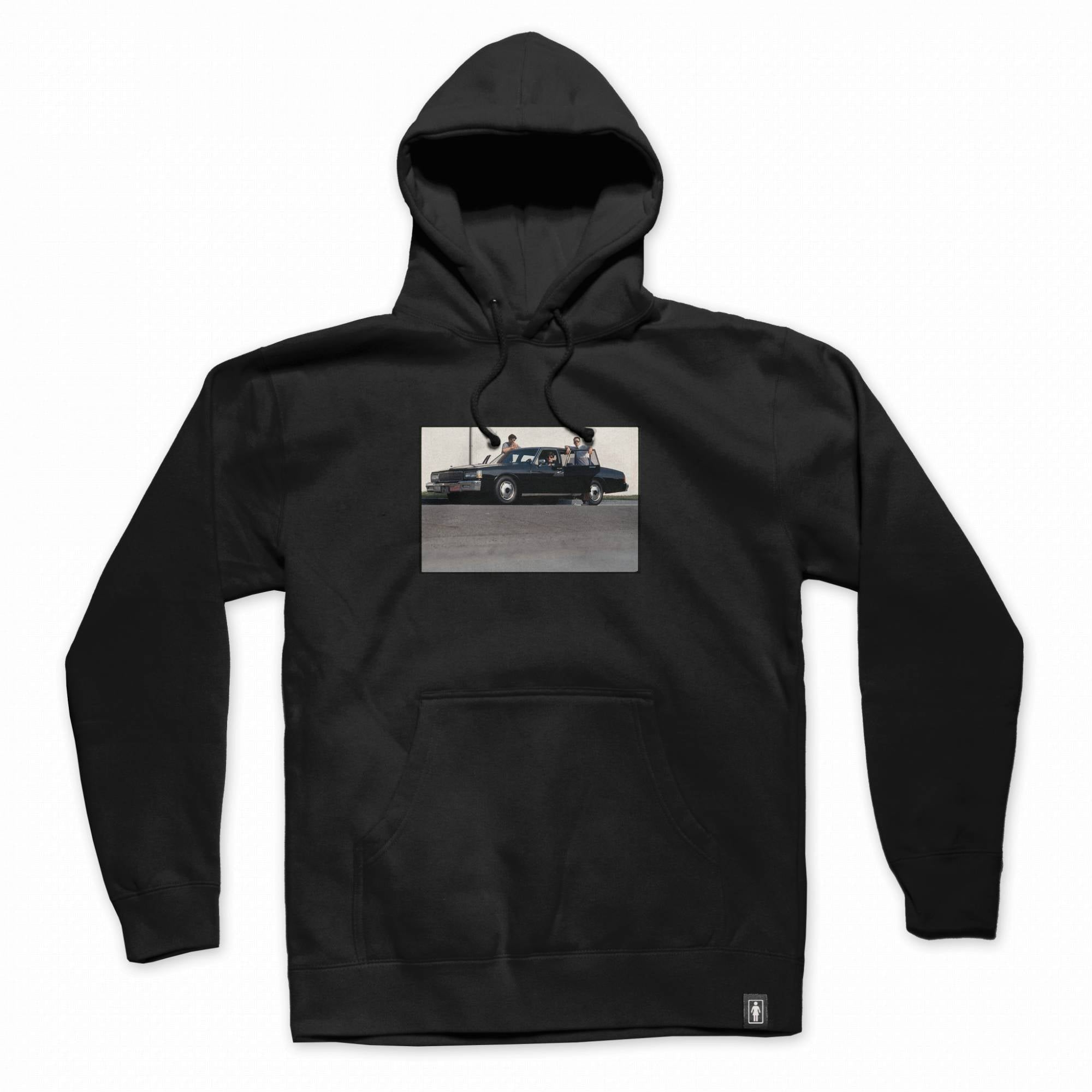 Girl x Spike Jonze x Beastie Boys Pullover - Black