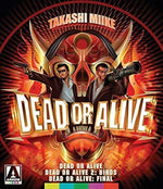 Dead or Alive Trilogy - Blu Ray