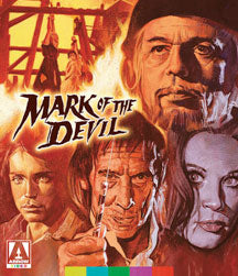 Mark of the Devil - Blu Ray/DVD Combo