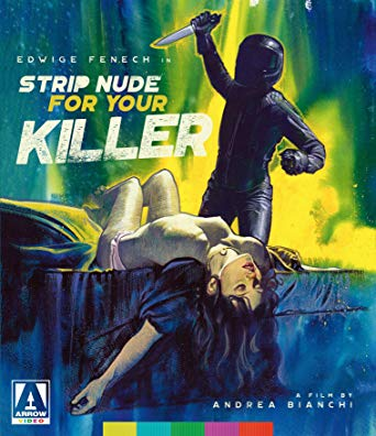 Strip Nude For Your Killer - Blu Ray