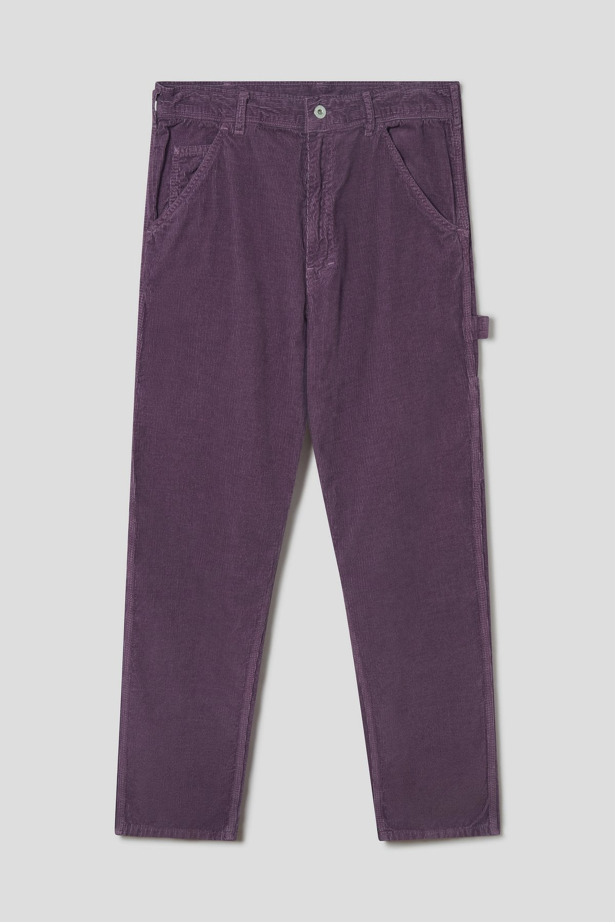 80's Painter Pant - Crushed Purple Cord