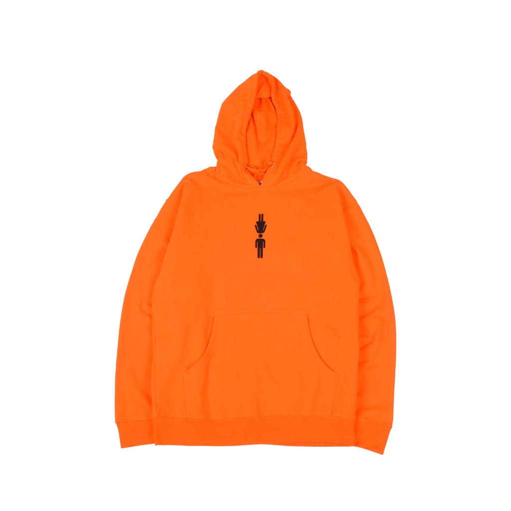 All About You Pullover - Orange