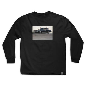 Girl x Spike Jonze x Beastie Boys L/S Tee - Black