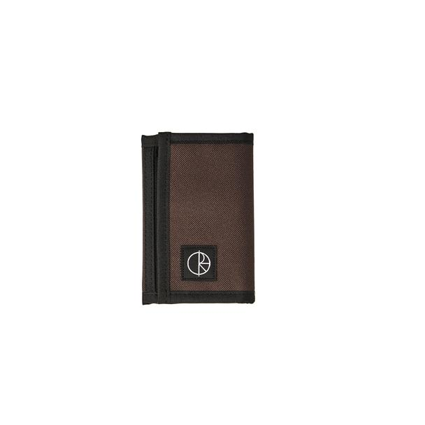 Cordura Key Wallet - Brown