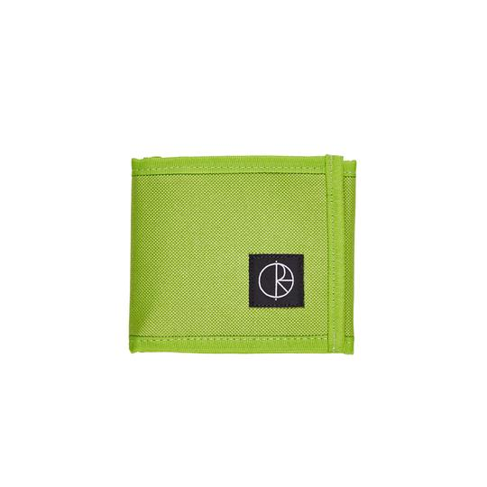 Cordura Wallet - Lime