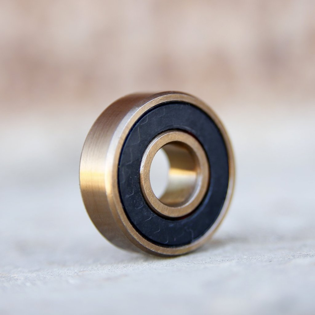 Na-Kel Smith Signature Bearings - Rose Gold