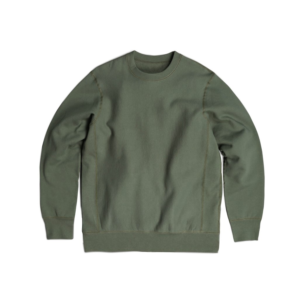 Standard Issue Crewneck - Olive