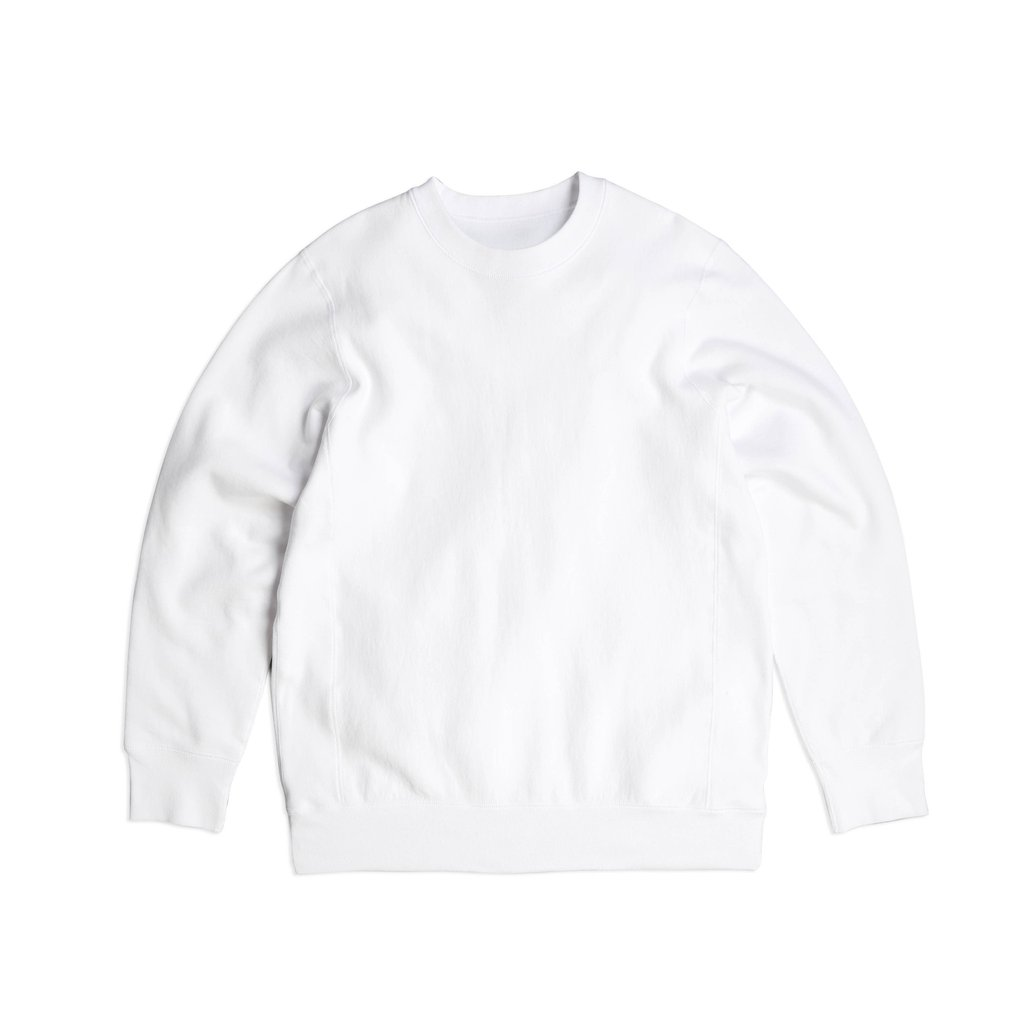 Standard Issue Crewneck - White