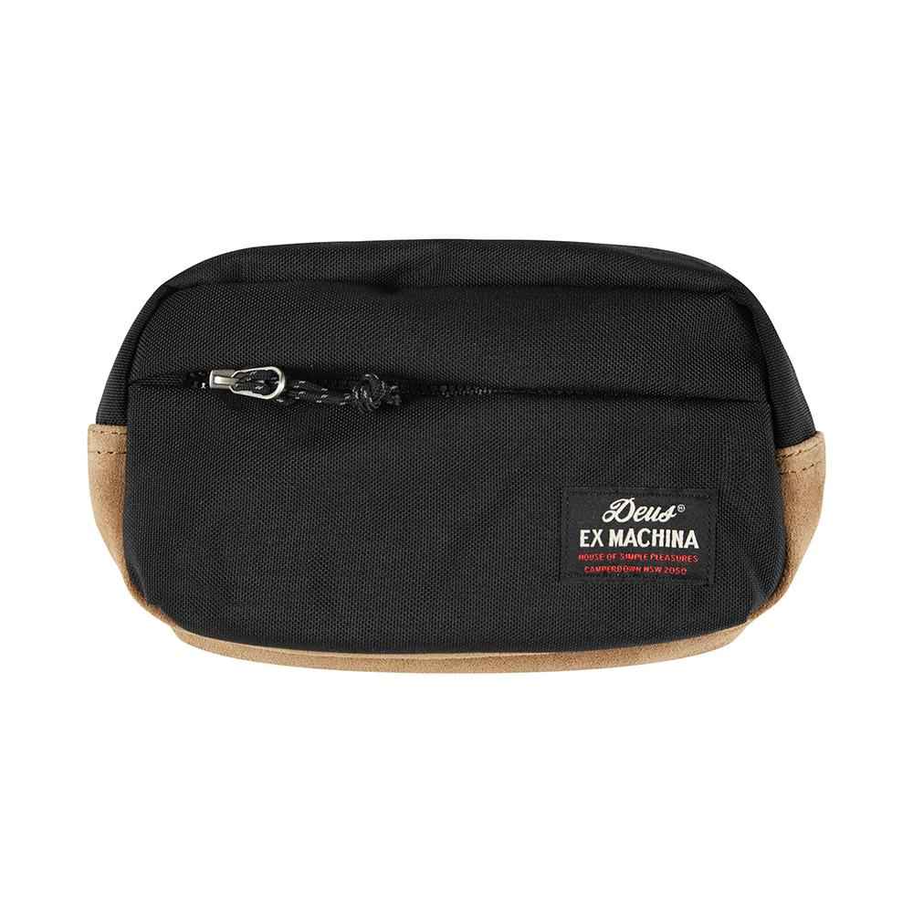 Warren Washbag - Black