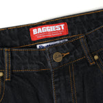Santosuosso Denim Pants - Washed Black