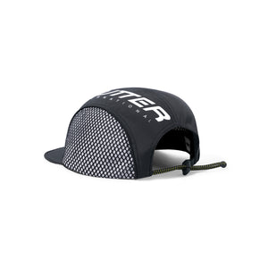 International Camp Cap - Black