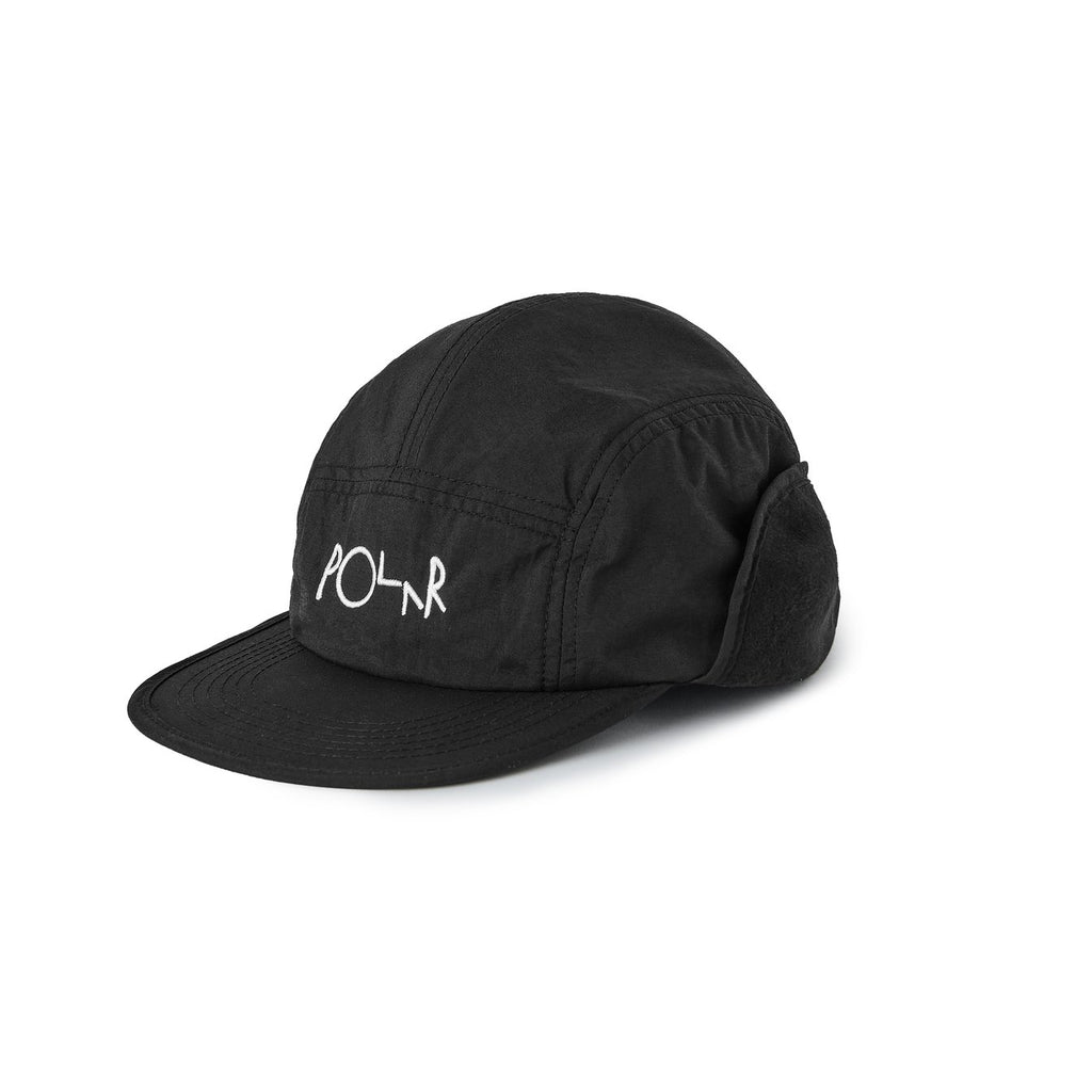 Flap Cap - Black
