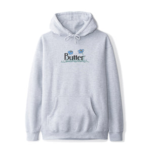 Flowers Classic Pullover Hoodie - Heather Grey