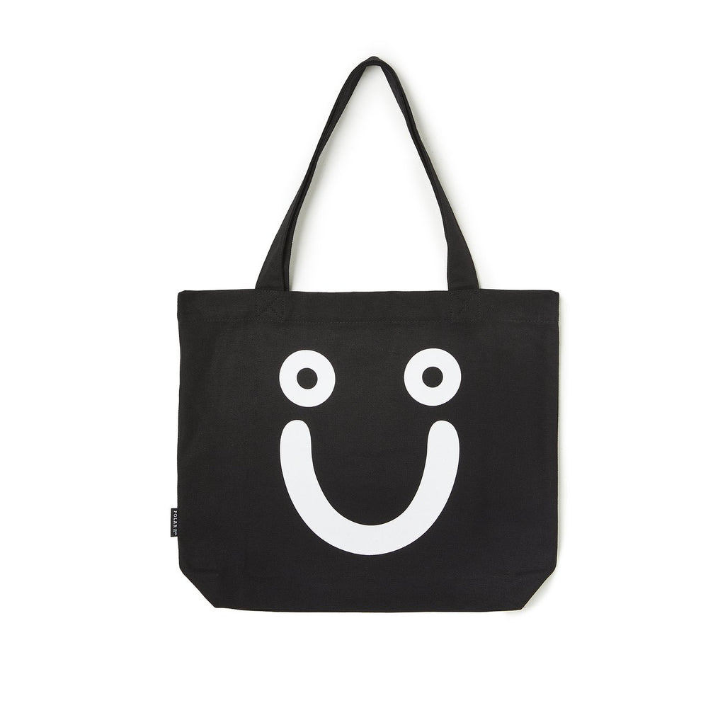 Happy Sad Tote Bag - Black