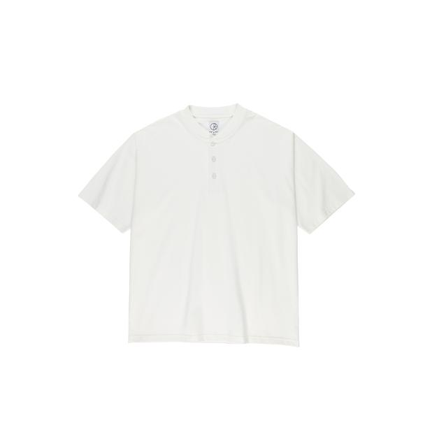 Henley - Cloudy White