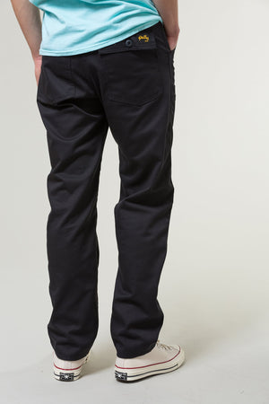 Taper Fatigue - Black Twill