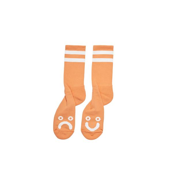 Happy Sad Socks - Orange