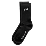 Eyes Sock - Black