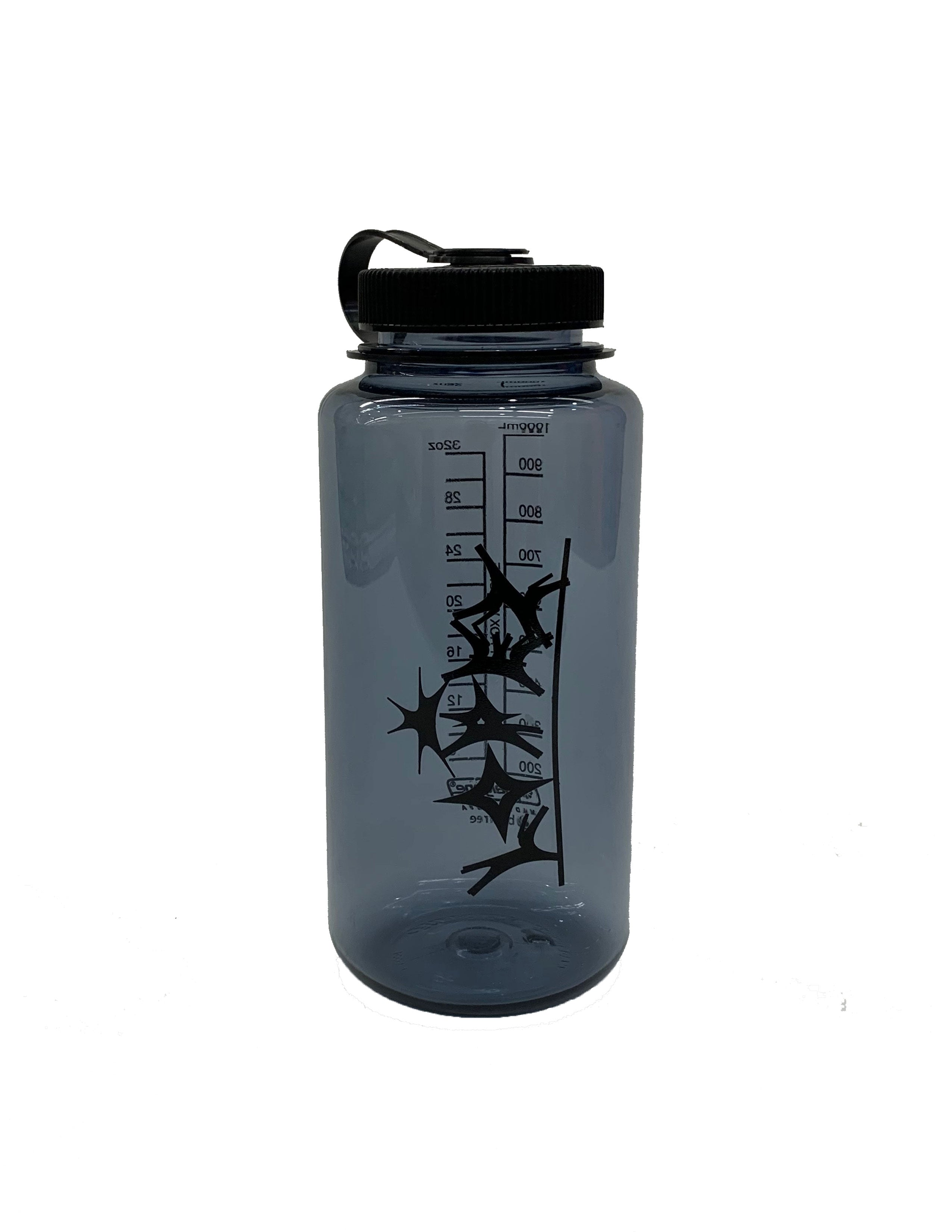 32 oz Nalgene x Lopez - Smoke Black