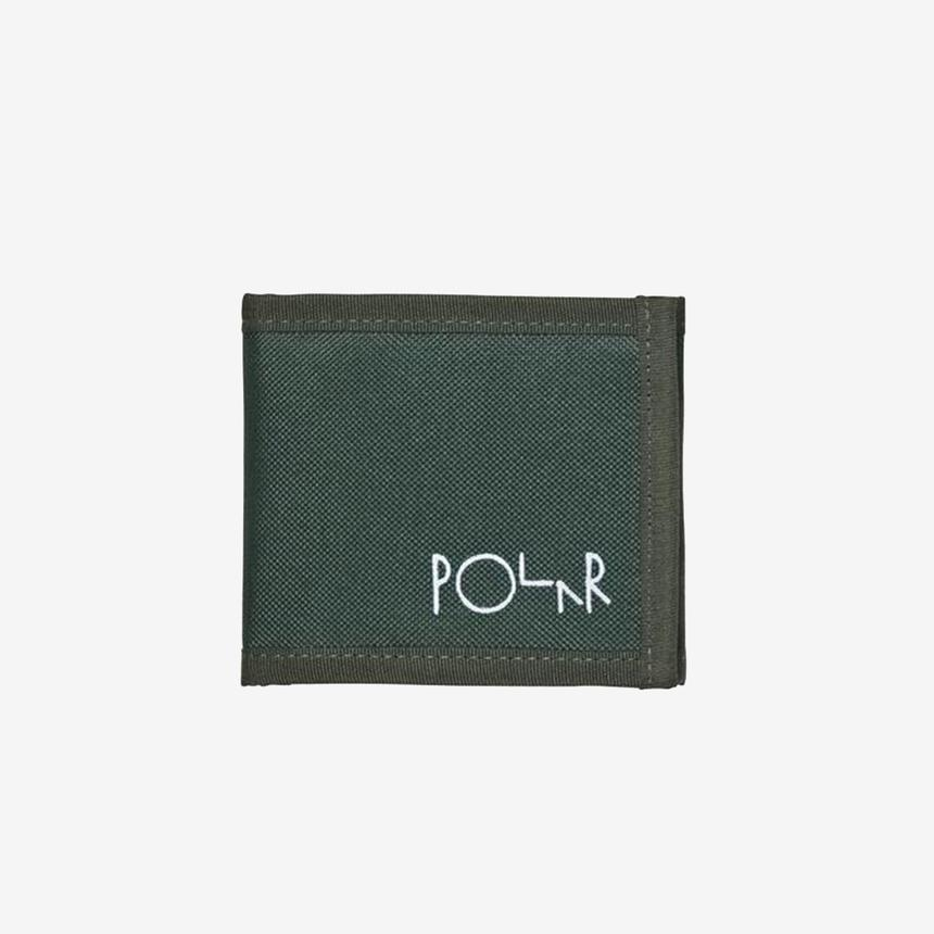 Cordura Wallet - Dark Green