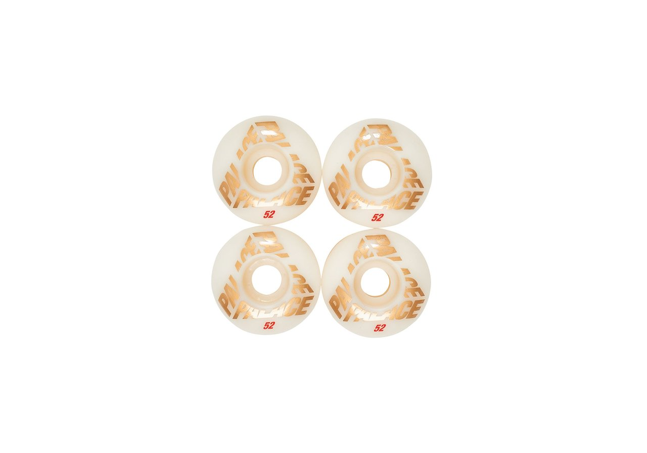 Team Wheel - 52mm Gold