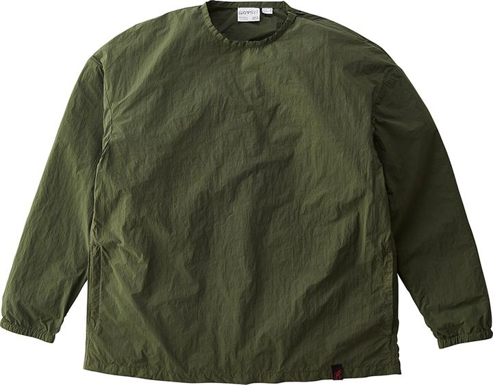 Packable Camp L/S Tee - Olive