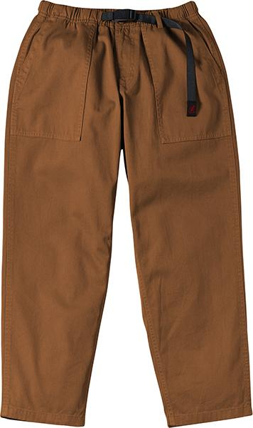 Loose Tapered Pant - Mocha
