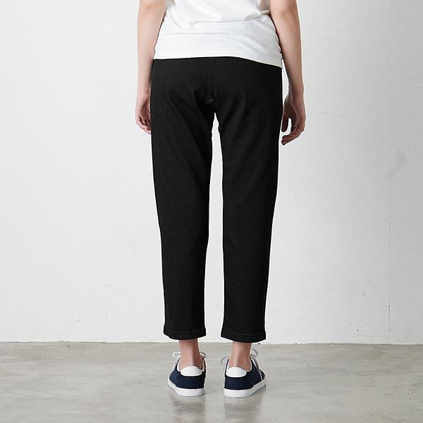Loose Tapered Pant - Black