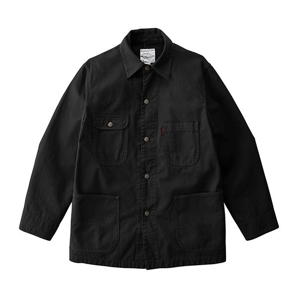 Cover All Jacket - Black