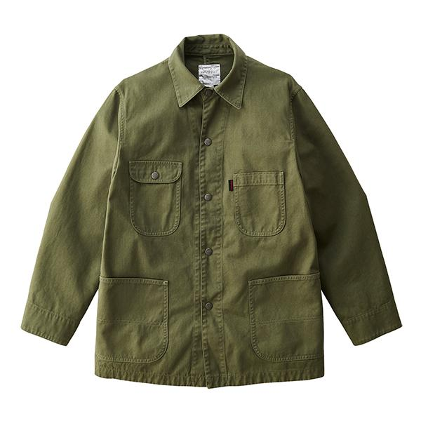 Cover All Jacket - Olive