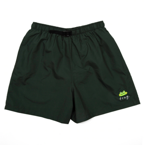 Frog Swim Trunks - Green
