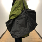 Packable Bag - Black Ripstop