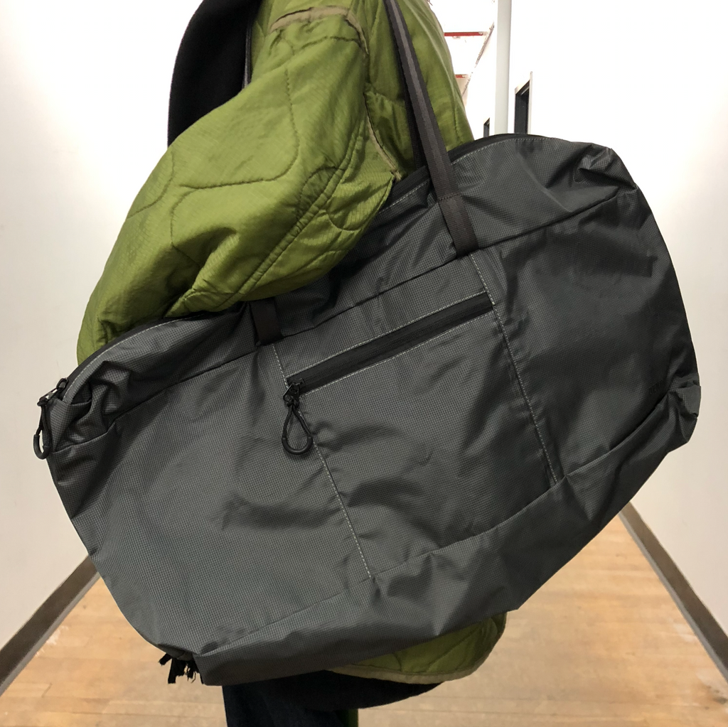 Packable Bag - Dark Grey Ripstop