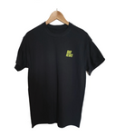 Stacked Logo T-shirt - Black