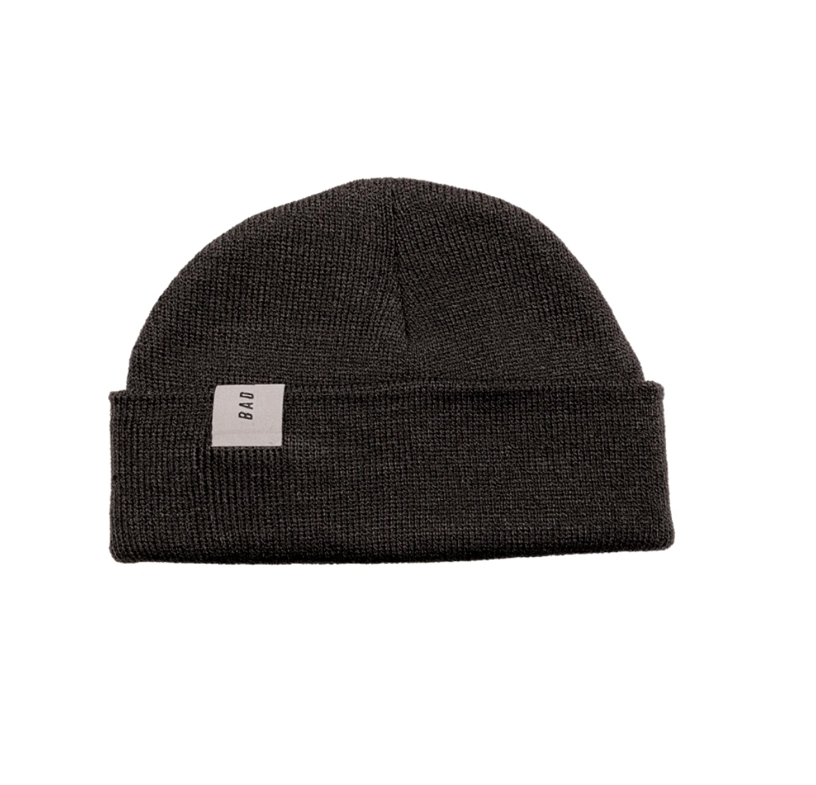 Low Profile Beanie - Black