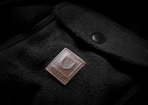 Bowery L/S Arctic Stretch Fleece - Black