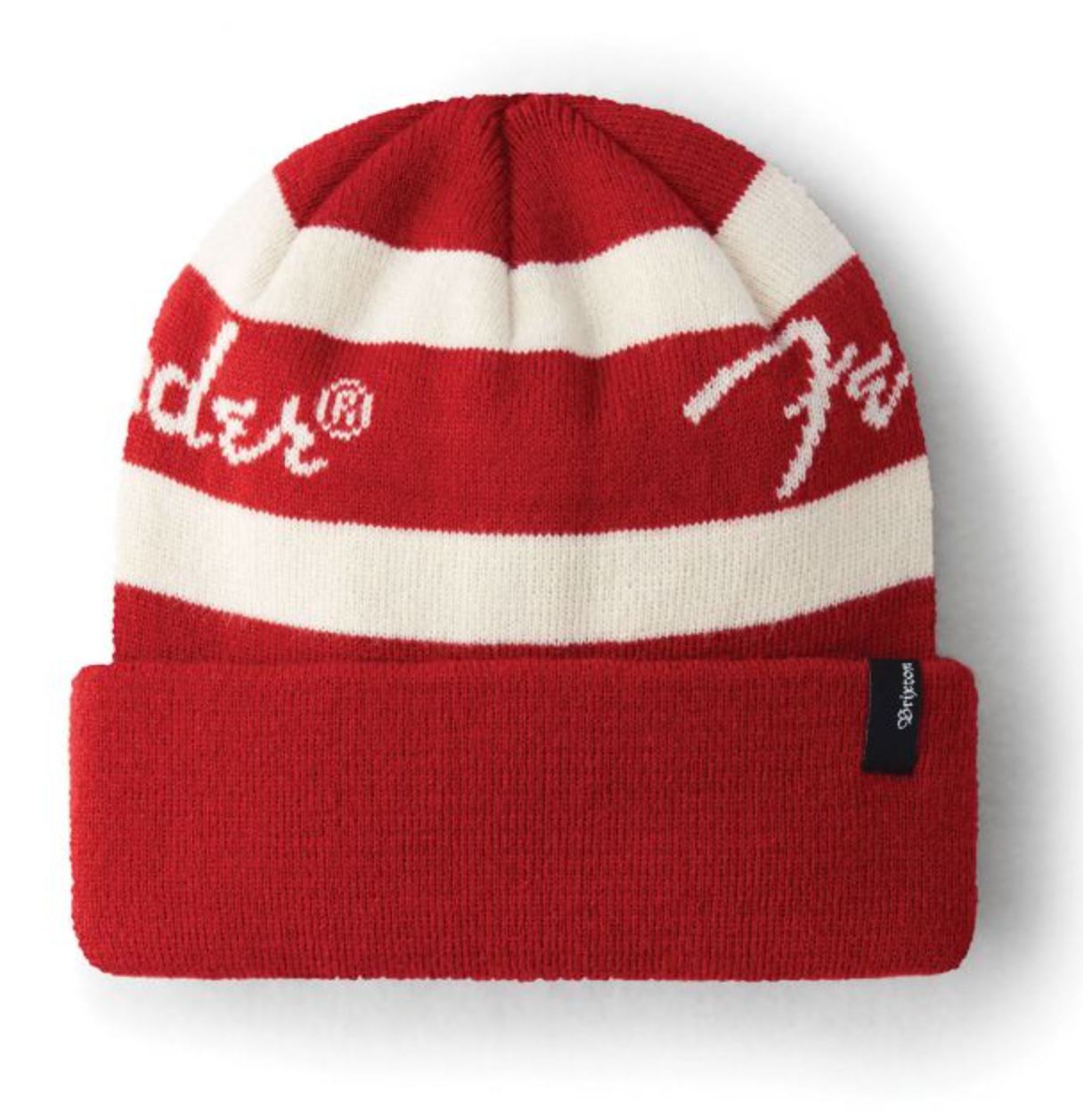 Brixton x Fender Sonic Beanie - Candy Apple Red