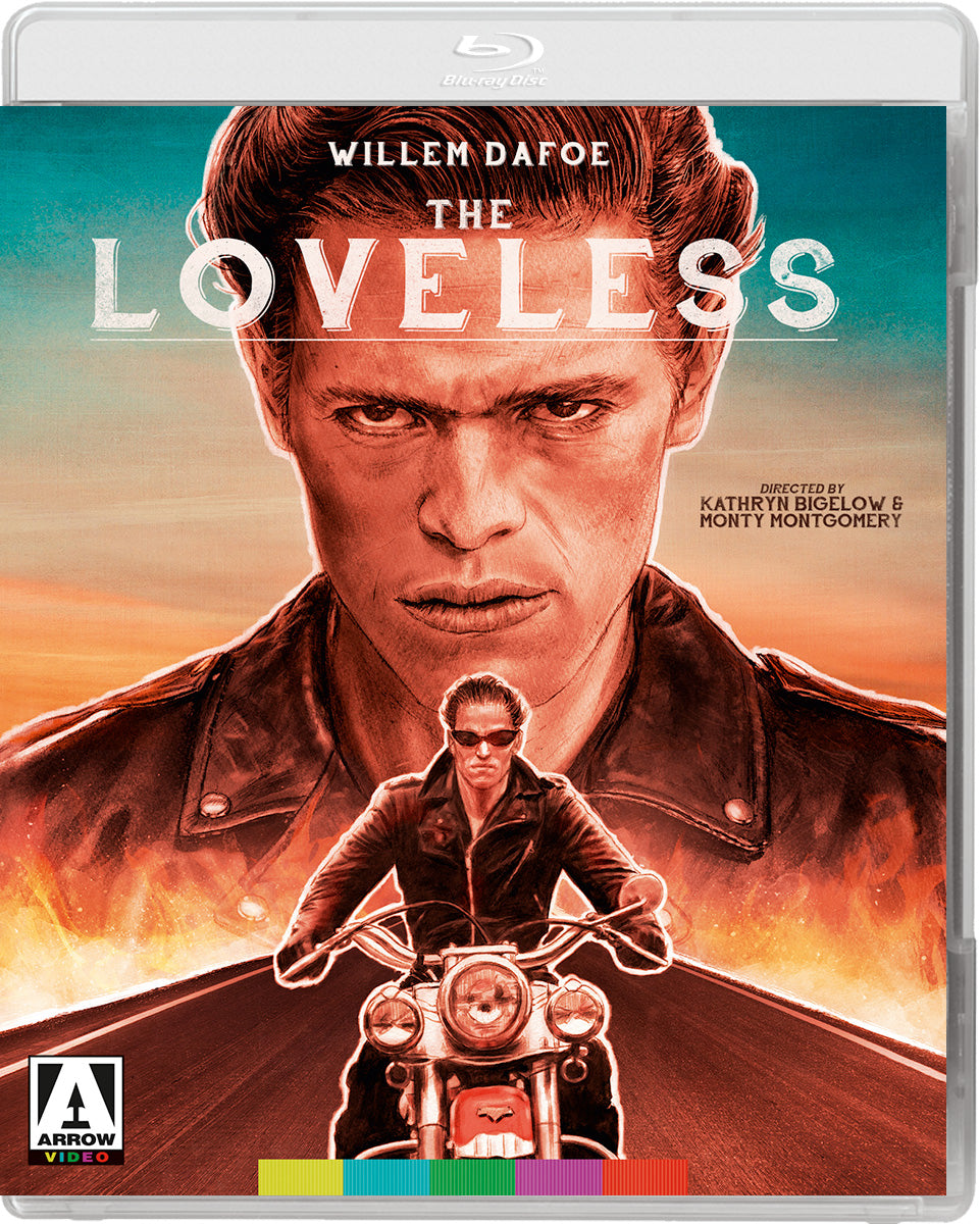 The Loveless - Blu Ray