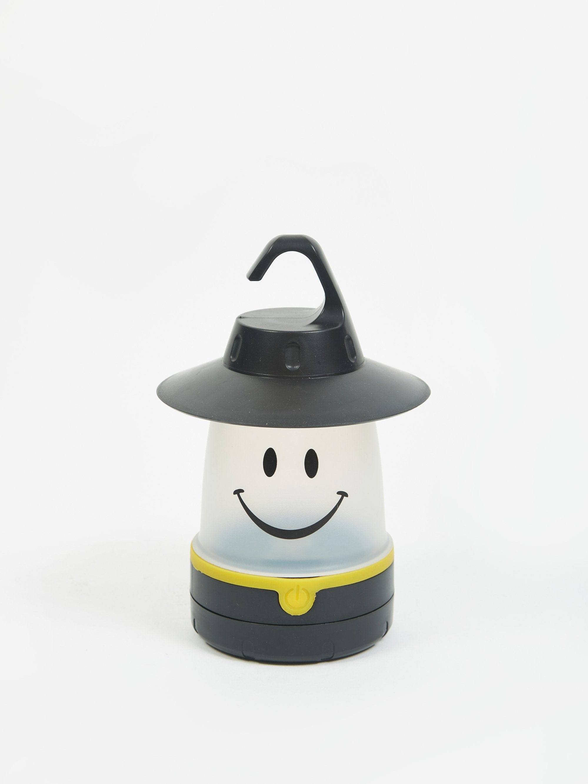 Smile LED Lantern - Black
