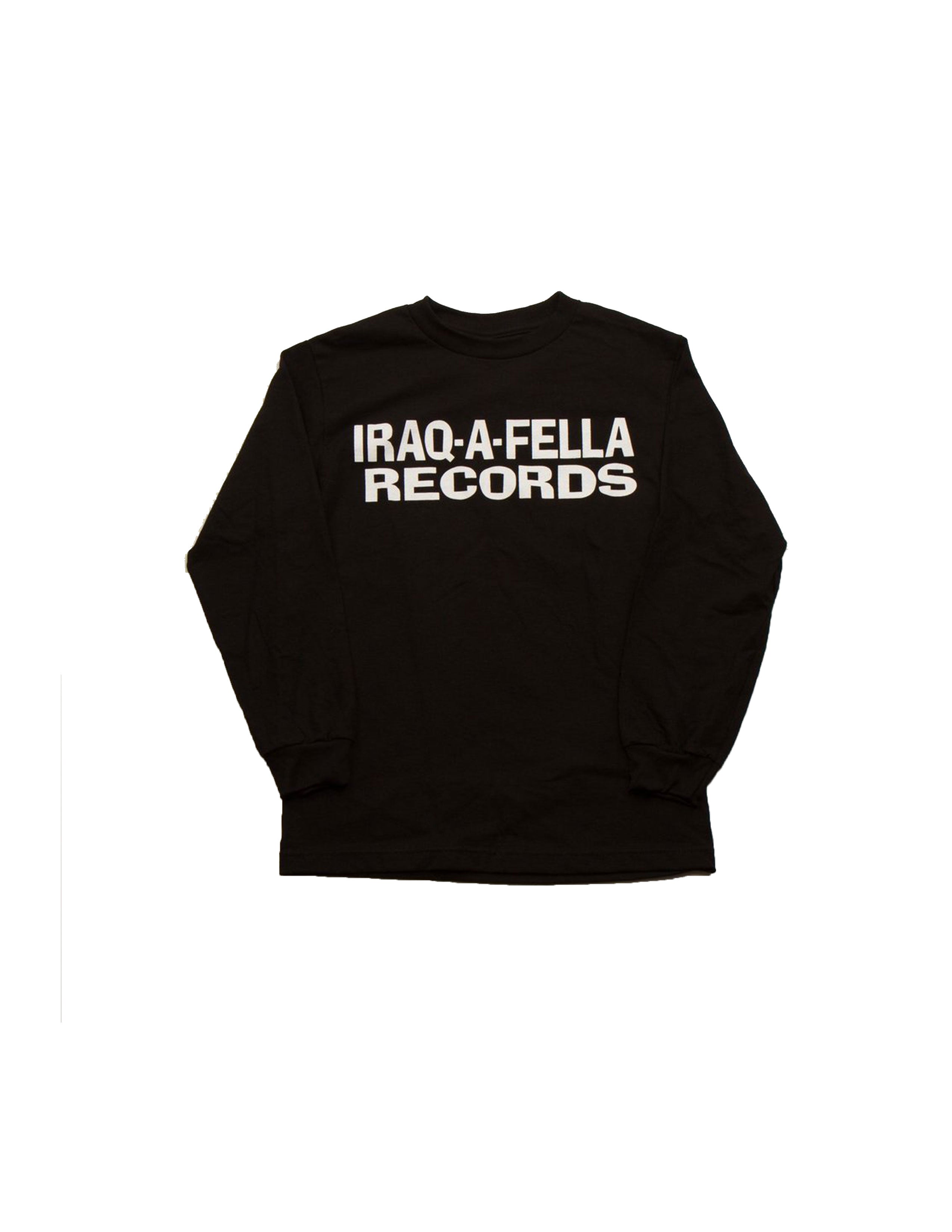 Iraq-A-Fella Records L/S Tee