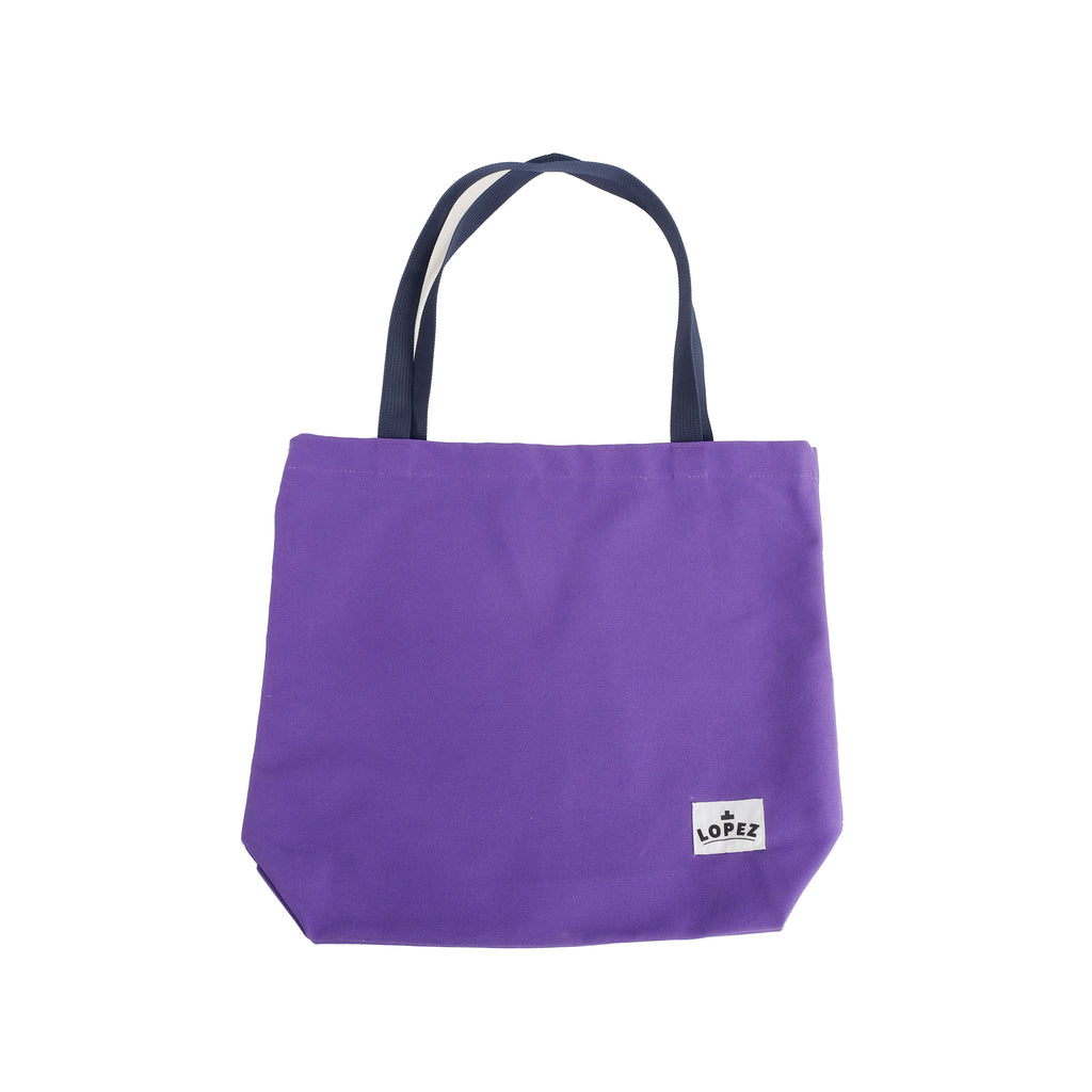 V2 Tote - Purple/Navy