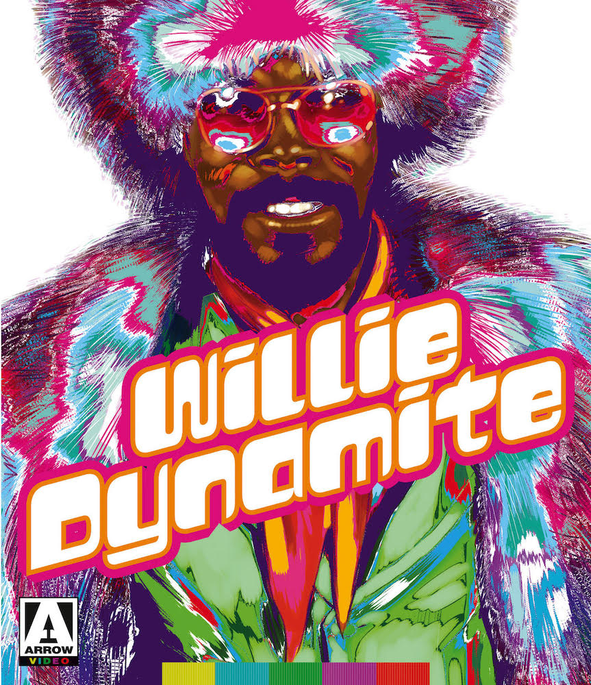 Willie Dynamite - Blu Ray