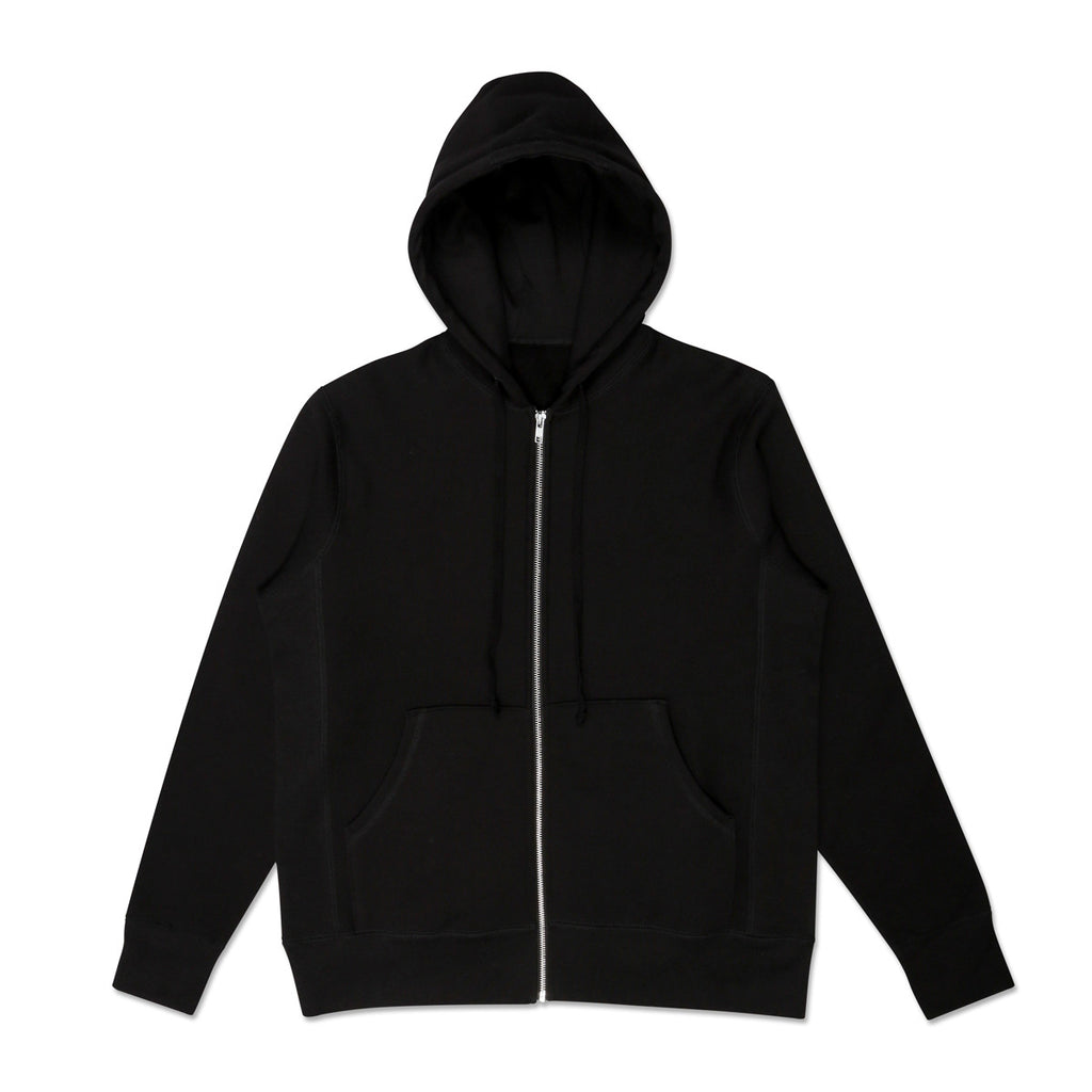 Standard Issue Zip-Up - Black
