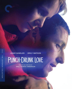 Punch-Drunk Love Blu-Ray