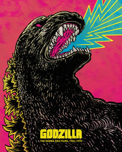Godzilla: The Showa-Era Films (1954-1975) - Blu Ray