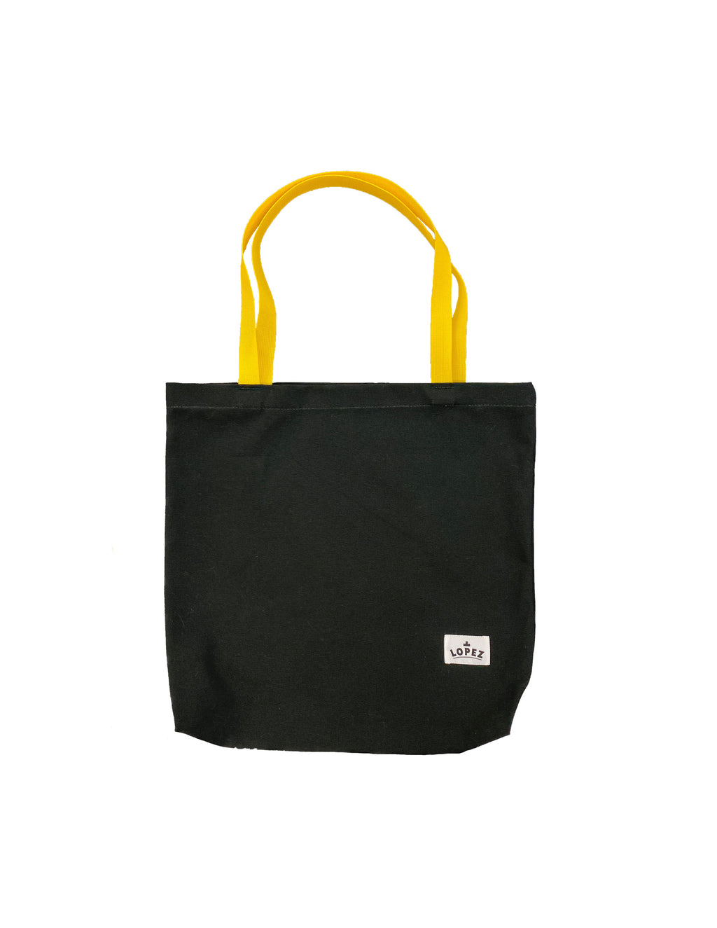 Shop Tote - Black