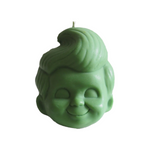 Babydoll Naturals x Lopez - Green Burger Boy Candle